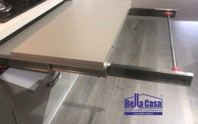 Cadrul metalic pentru masă extractibilă o soluție optimă