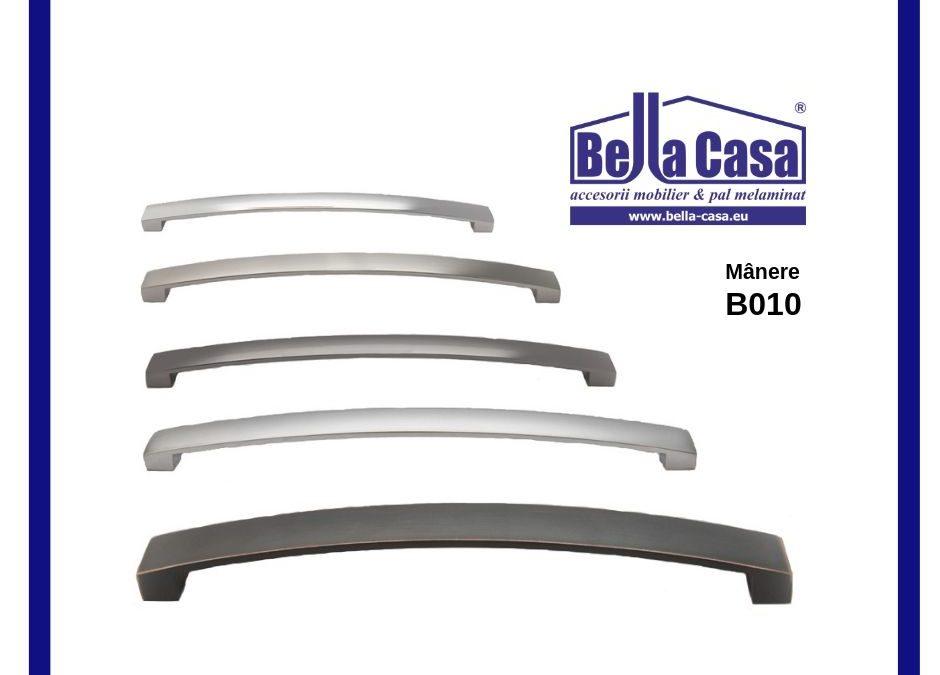 Mânerele B010. Imagine nouă pentru un produs clasic | Focșani | Brăila | Galați