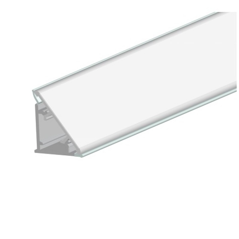 Blaturi Bucatarie Dimensiuni.Profil Inaltator Triunghiular Din Aluminiu Pentru Blat Bucatarie