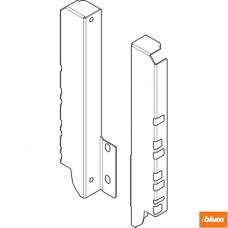 TANDEMBOX Suporturi pentru spate de lemn, Înălţime D (224 mm), pentru Extragere sub chiuvetă, dreapta+stânga