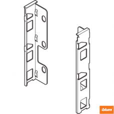 LEGRABOX Suporturi pentru spate de lemn, Înălţime K (144 mm), dreapta+stânga