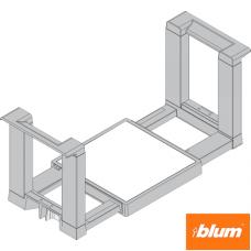 Blum Suport de farfurii, Înălţime=170 mm, Diametru farfurie=186-322mm, 1 buc.