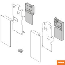LEGRABOX Suporturi de front, înălţime K, pentru sertar interior, dreapta+stânga