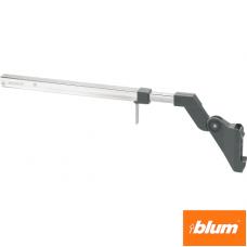 Sistem de ridicare pentru uşă pliantă AVENTOS HF, Braţ telescopic, KH=480-570 mm, simetric