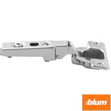 CLIP Balama standard 100°, Uşă aplicată, fără arc, Oală: şuruburi